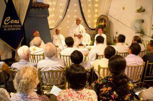 CEAS celebró 54 años al servicio de la Iglesia