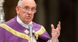El Papa envía mensaje por inicio de cuaresma