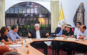 Comunicado de la Conferencia Episcopal Peruana sobre conflicto social en Las Bambas