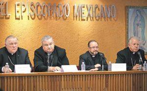 "Conferencia Episcopal de México a López Obrador: ""la Iglesia ya pidió perdón"""