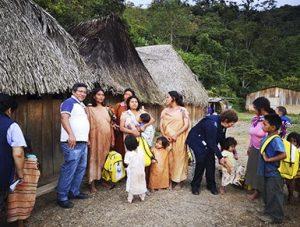 Centro Loyola visitó comunidades asháninkas y machiguengas
