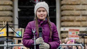 Greta Thunberg, la estudiante de 16 años que despertó al mundo contra el cambio climático