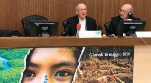 Cardenal Pedro Barreto participó en aprobación del Documento de Trabajo del Sínodo Panamazónico