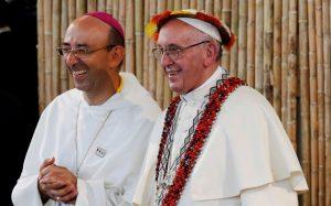 """Monseñor David Martínez: """"El Sínodo nos va a dejar una puerta abierta para soñar sin miedo"""""""