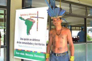 """Iglesias y Minería hace suyo el """"Instrumentum Laboris"""" del Sínodo Panamazónico"""