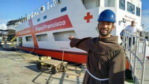 Barco 'Papa Francisco' brindará atención médica en la Amazonía