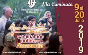 "Realizarán peregrinación para ""caminar juntos con espíritu sinodal"" en Ecuador"
