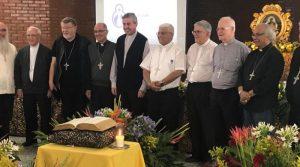 CELAM organiza su primera reunión con obispos asesores y expertos