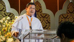 Filipino Fray Gerard Francisco es el nuevo maestro general de los Dominicos