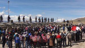 Espinar: criminalización y justicia postergada