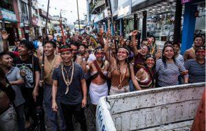 Comunidades amazónicas de Ecuador ganan apelación contra explotación petrolera