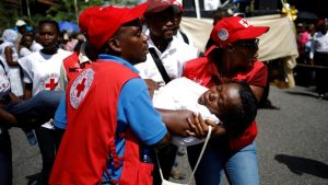 Crisis y violencia en Haití amenaza la salud pública de sus habitantes