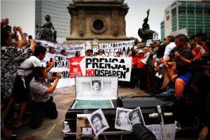 Reportan asesinato de otro periodista en México