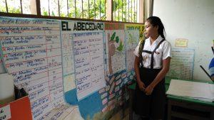 Colegios de la Amazonía presentan guía de acción para prevenir incendios forestales