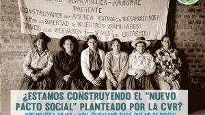 A 16 años de la CVR: ¿Cuánto se ha avanzado en el Perú?