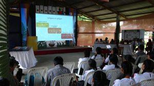 Pedagógico Monseñor Elías Olázar y MINEDU realizaron conversatorio sobre situación de las lenguas nativas en el Perú