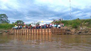 Pobladores de San José de Saramuro exigen proyectos productivos al gobierno