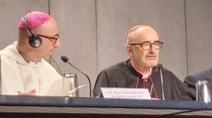"""Cardenal Czerny en Roma: Indígenas pidieron a la Iglesia ser su aliada, la respuesta es """"Sí"""""""