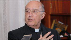 Cardenal Pedro Barreto se pronuncia sobre crisis política que vive el Perú
