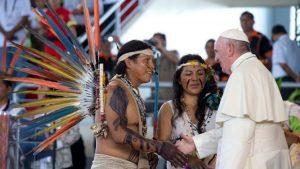 Peruanas y peruanos en Roma para el Sínodo