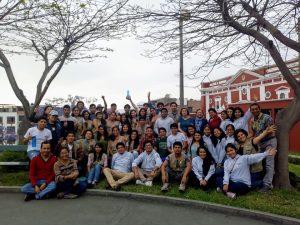 Jóvenes de Ayacucho y Chiclayo se encuentran por el cuidado del ambiente