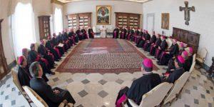 La Iglesia católica, Chile y Bolivia