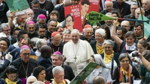 Papa Francisco publicará la próxima semana la exhortación post-Sínodo de la Amazonía