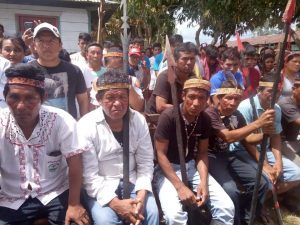 Suspenden paro indígena y dan tregua al gobierno hasta el 7 de febrero