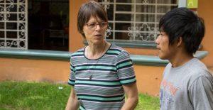 """Birgit Weiler: """"Optar por la Amazonía es escuchar el grito de la tierra, que es el grito de los pobres"""""""