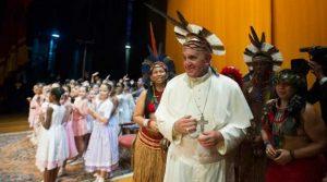 Papa Francisco publica la Exhortación Apostólica 'Querida Amazonía'
