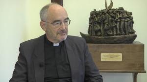 """Cardenal Czerny: """"La exhortación es una carta de amor que nos llama la atención a todos"""""""