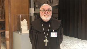 """Monseñor Gerardo Zerdín: """"Los indígenas deben hablar más. La inculturación nos corresponde"""""""