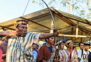 Indígenas declaran cierre total del territorio asháninka