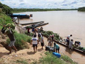 Vicariato de Yurimaguas realiza exitosa campaña de solidaridad ante el Covid-19