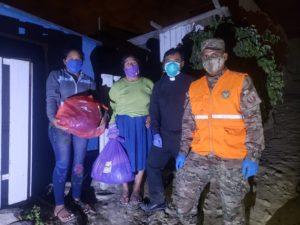 Coronavirus: Cáritas Lima continúa llevando ayuda a los más vulnerables en medio de la pandemia