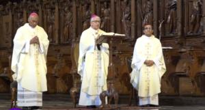 """Arzobispo de Lima: """"Inventemos formas de caridad que nos hagan espantar el virus del egoísmo"""""""