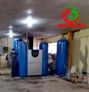 """Vicariato de Iquitos compra nueva planta de oxígeno y dice """"todo es fruto de la gente, no de la Iglesia"""""""