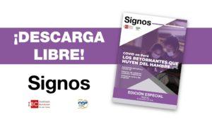 Revistas Signos: Los retornantes que huyen del hambre