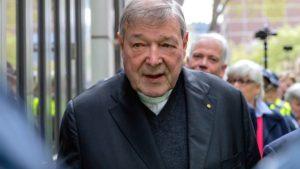 Australia: Tras su liberación, acusan a cardenal Pell de encubrir abusos a menores