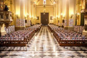Corpus Christi: Iglesia de Lima rinde homenaje a víctimas del Covid-19