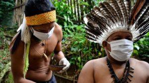 Amazonía peruana tiene más de 94 000 infectados y 2 400 fallecidos