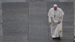 """Papa Francisco: """"Todo el sufrimiento no habrá servido si no construimos entre todos una sociedad más justa"""""""