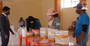 Arquidiócesis de Huancayo crea iniciativa para apoyar a familias de extremas pobreza