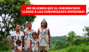 """""""Siete pueblos, una voz"""", la campaña para proteger a las comunidades indígenas de Cusco"""