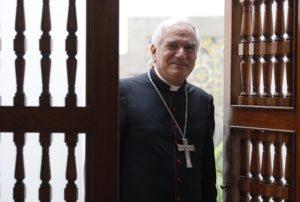 """Nuncio Apostólico agradece a la Iglesia Peruana por el """"gran esfuerzo de solidaridad y ayuda que están ofreciendo"""""""