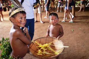 ¿Y quién habla de los niños indígenas?