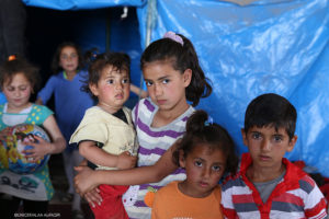 El Papa Francisco pide orar por la situación de Siria y Yemen