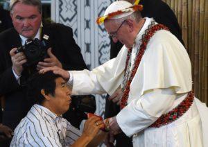 Jesuitas se pronuncian por fallecimiento de Santiago Manuin, líder del pueblo Awajún