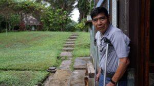 Pamuk Santiago Manuin: el camino de un servidor extraordinario