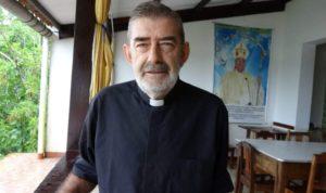 El Papa Francisco nombra obispo de Yurimaguas al P. Jesús María Aristín